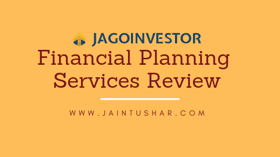 Review of Jagoinvestor financial planning services