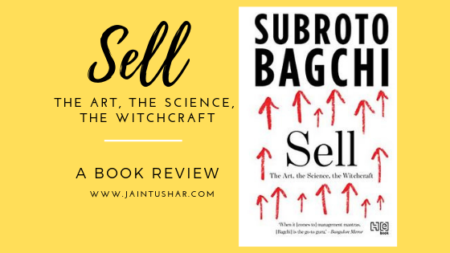 Sell by Subroto Bagchi-book review