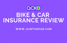 Acko General Insurance Review 2019