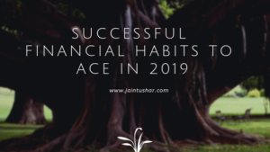 Successful financial behaviors to ace in 2019_Banner image