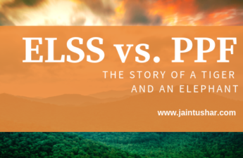 ELSS vs PPF what to choose