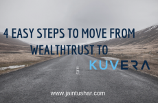 How to move your portfolio from WealthTrust to Kuvera?