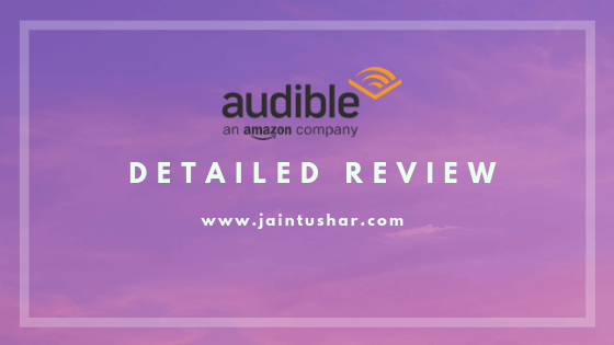 Audible Review India_Banner Image