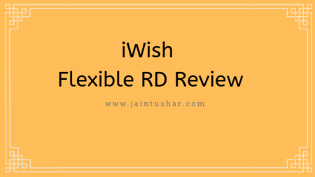 iWish Flexible RD Review